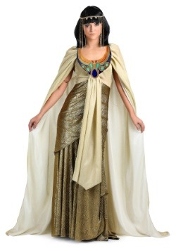 Golden Cleopatra Womens Costume