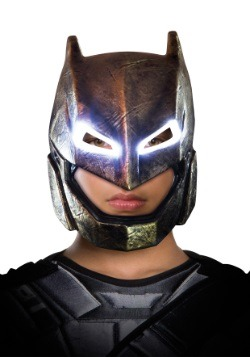 Dawn of Justice Child Light-Up Armored Mask
