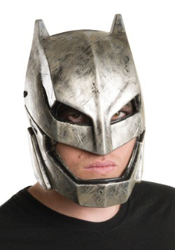 Dawn of Justice Adult Affordable Armored Batman Mask