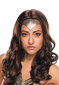 Dawn of Justice Deluxe Adult Wonder Woman Wig