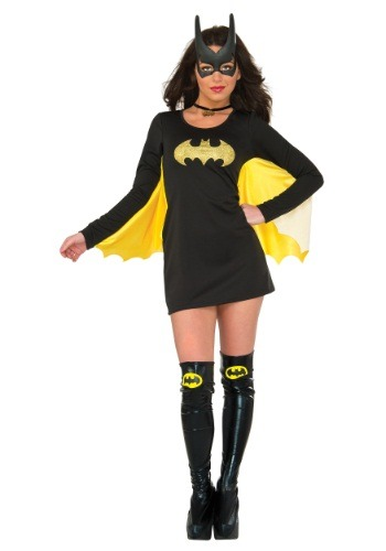 DC Women's Batgirl Wing Dress