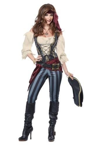 Adult Brazen Buccaneer Costume
