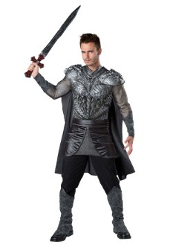 Dark Medieval Knight Costume
