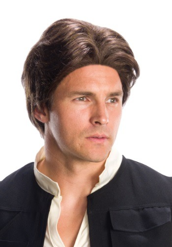 Star Wars Adult Han Solo Wig