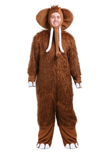 Woolly Mammoth Mens Costume