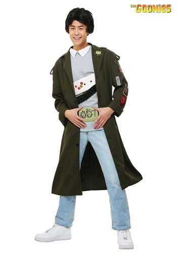 The Goonies Adult Data Costume
