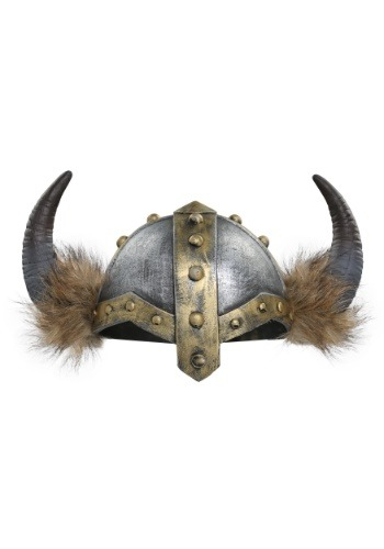 Women's Horned Viking Helmet