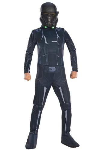 Star Wars: Rogue One Shadow Trooper Child Costume