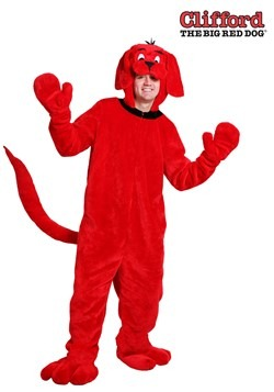 Clifford the Big Red Dog Adult Costume