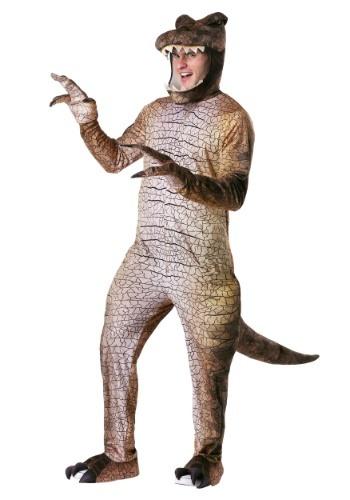 Men's Prehistoric T-Rex Costume