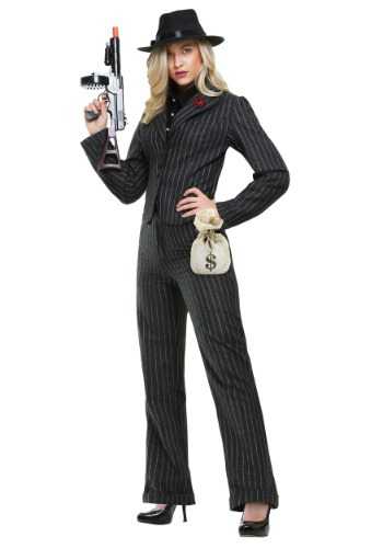 Female Gangster Costume