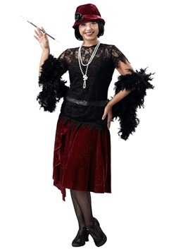 Toe Tappin Flapper Womens Costume