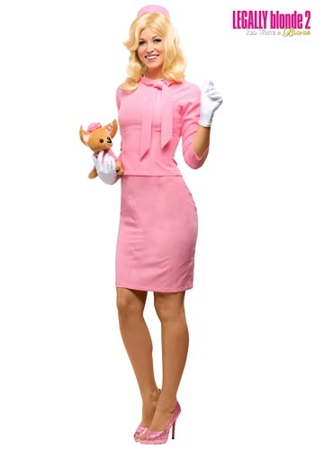 Legally Blonde 2 Elle Woods Costume
