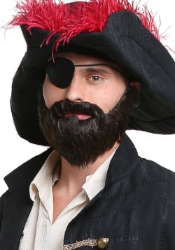 Adult Pirate Ruffian Beard