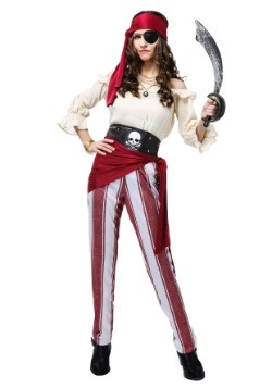 Deckhand Darling Womens Costume