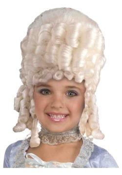 Child Marie Antoinette Wig