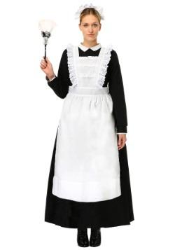 Womens Traditional Maid Costume