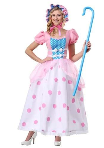 Bo Peep Women's Costume