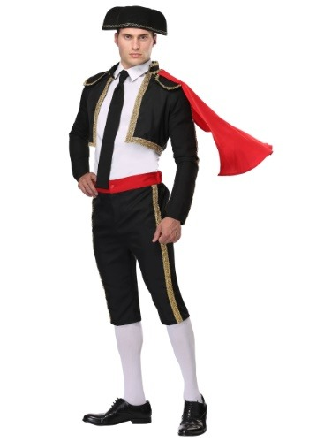 Mighty Matador Mens Costume