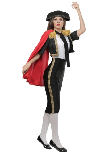 Magnificent Matador Plus Size Womens Costume