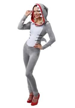 Womens Sassy Shark Costume