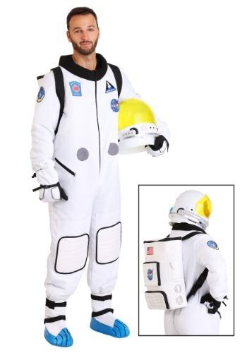 Mens Deluxe Astronaut Costume