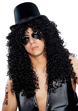 Curly Rocker Wig