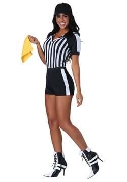 Racy Referee Women's Costume