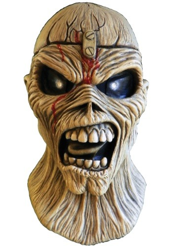 Adult Iron Maiden Piece of Mind Mask