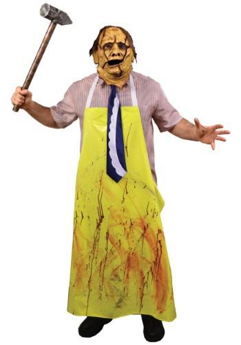 Texas Chainsaw Massacre Adult Leatherface Costume