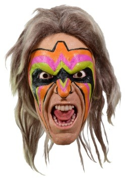 Adult WWE Ultimate Warrior Mask