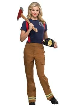 Women's Fire Captain