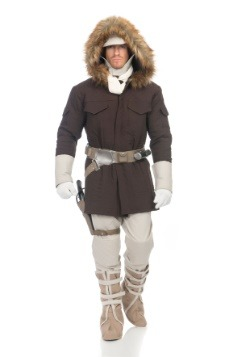 Men's Hoth Han Solo Costume1