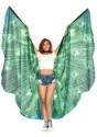 Peacock Oversized Wings