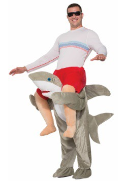 Adult Ride a Shark Costume