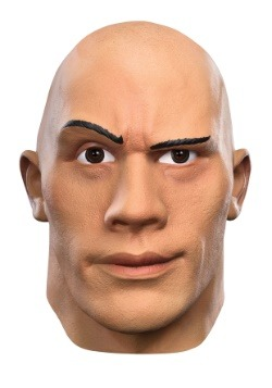 The Rock Deluxe Mens Mask