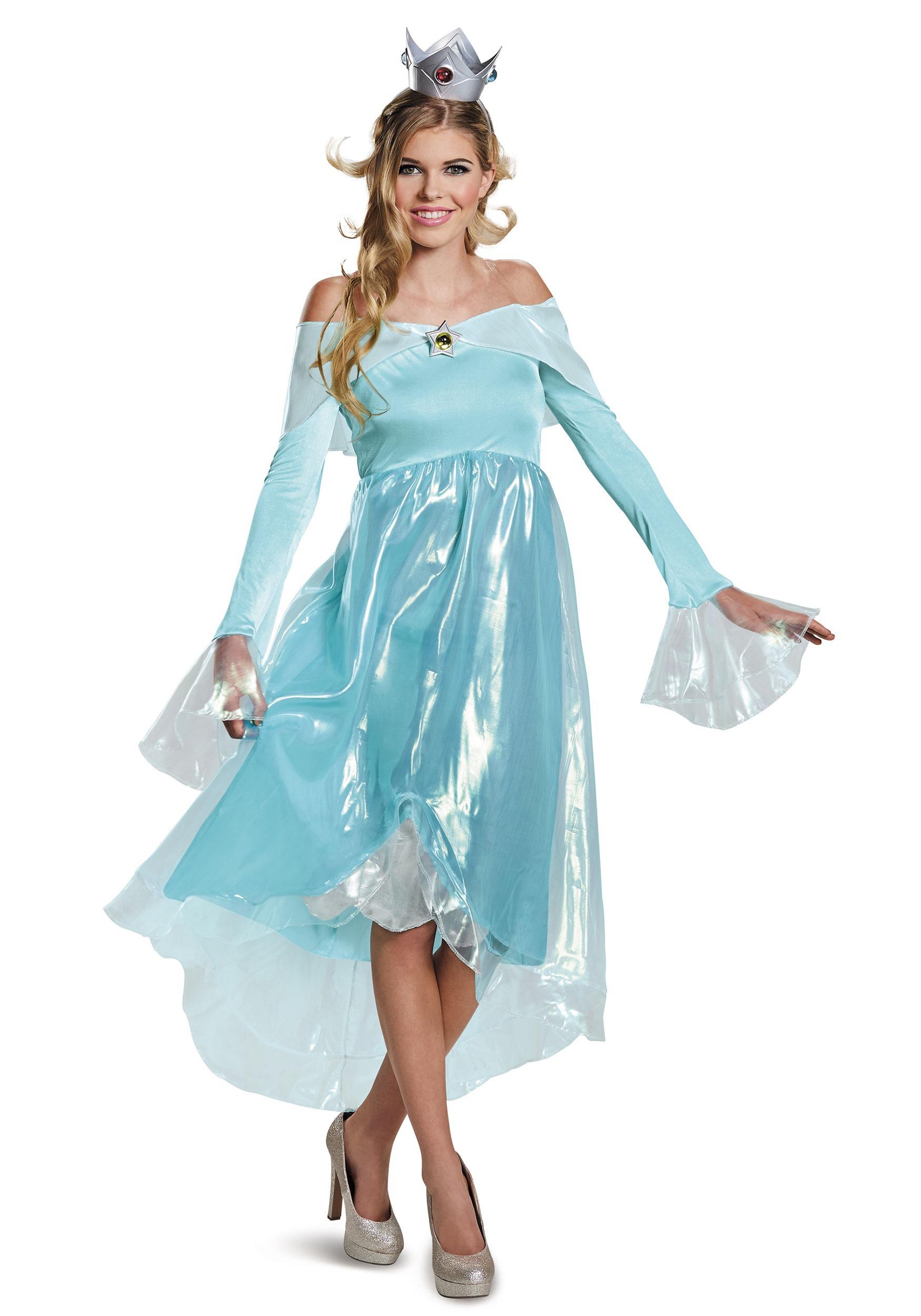 Super Mario Rosalina Deluxe Women\u0027s Costume