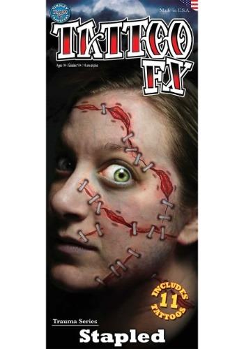 Stapled FX Tattoo Kit