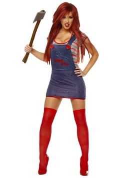 Sexy Chucky Costume