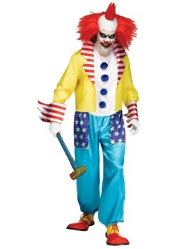 Men's Wicked Clown Master Costume