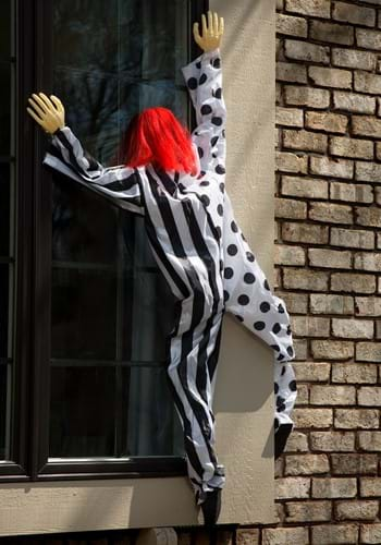 Killer Clown Window Hanging Decoration