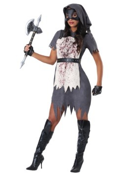 Women's Evil Executioner Costume