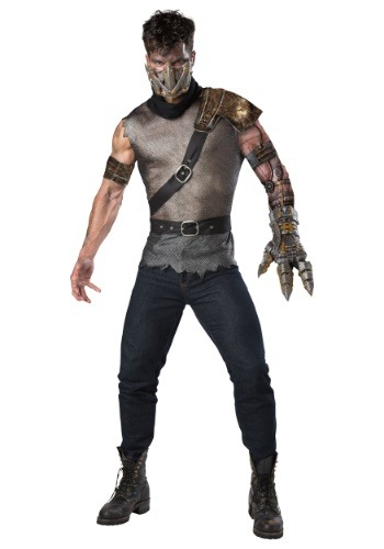 Waistland Warrior Men's Costume