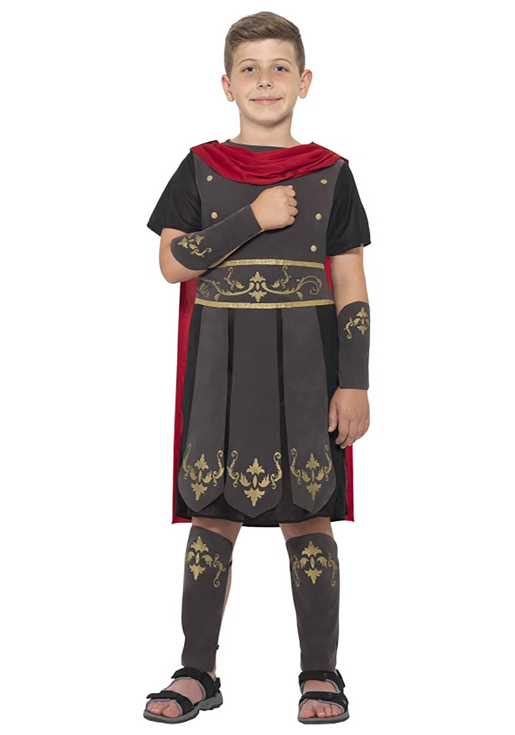 roman soldier boys costume