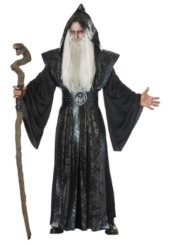 Mens Dark Wizard Costume