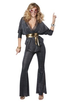 Womens Disco Dazzler Costume