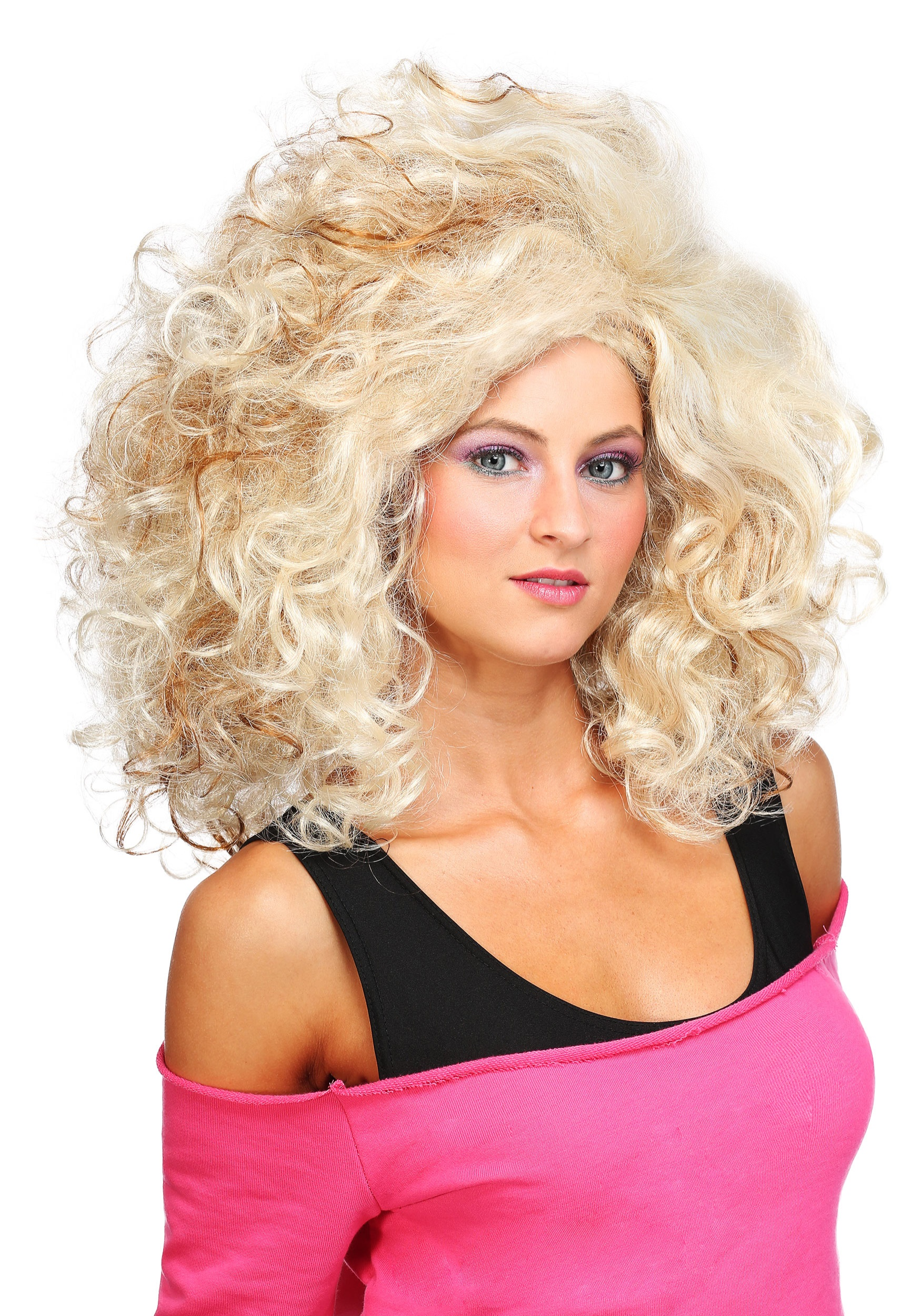 Women s 80 s Glamour Wig 148508310