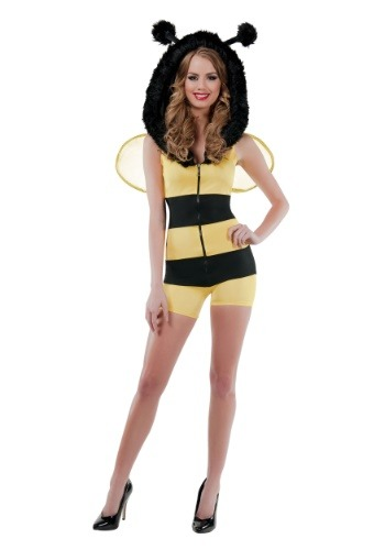 Bumble Bee Babe Womens Costume