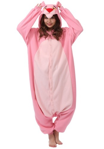 Pink Panther Adult Kigurumi