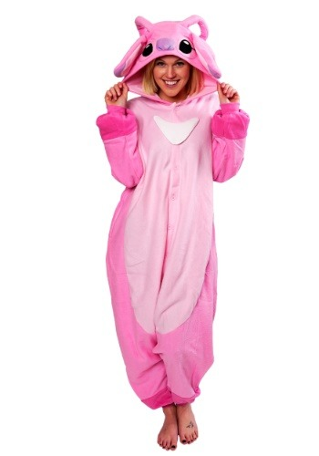 Lilo and Stitch Angel Adult Kigurumi